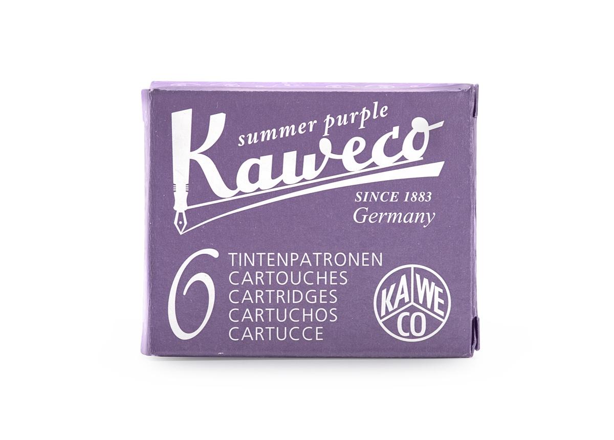 Kaweco Summer Purple Cartridges