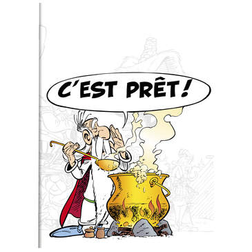 Asterix by Clairefontaine A5