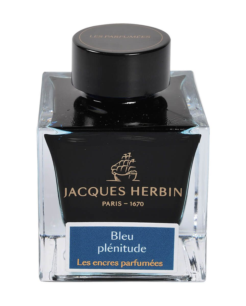 Jacques Herbin  - Bleu plèntitude Scented 50ml