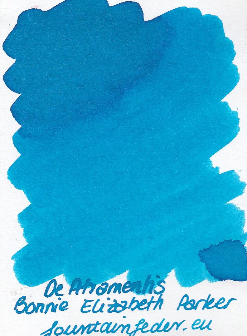 DeAtramentis Bonnie Elizabeth Parker Ink Sample 2ml
