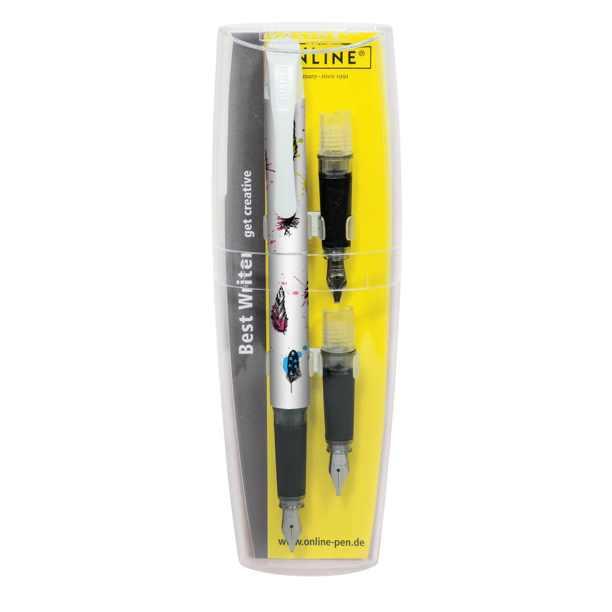 Online Campus II Calligraphy Set Feather