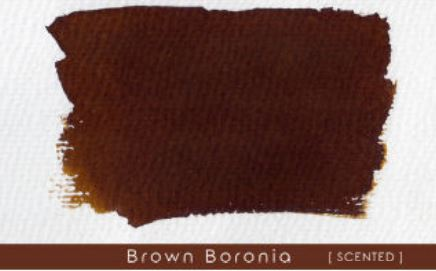 Blackstone Brown Boronia Ink Sample 2ml