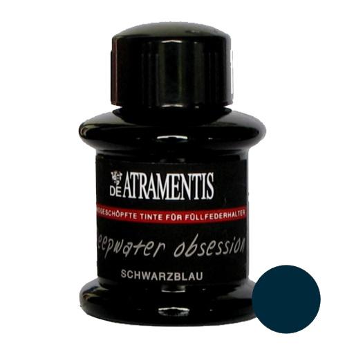DeAtramentis Deepwater Obsession Schwarzblau 45ml