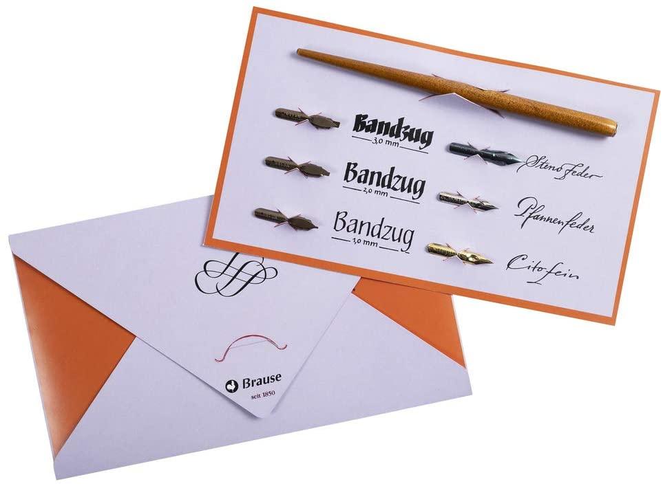 Brause Calligraphy & Writing Set No.1