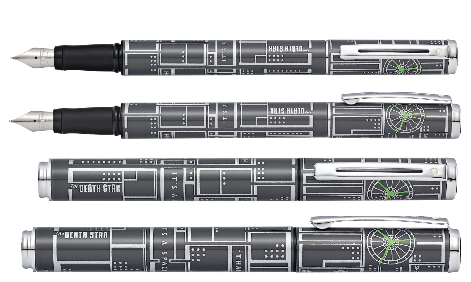 Sheaffer Pop - Star Wars Death Star