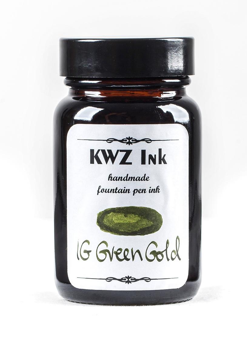 KWZ IG Green Gold 60ml