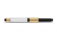 Kaweco Standard Converter Pearlblack Gold