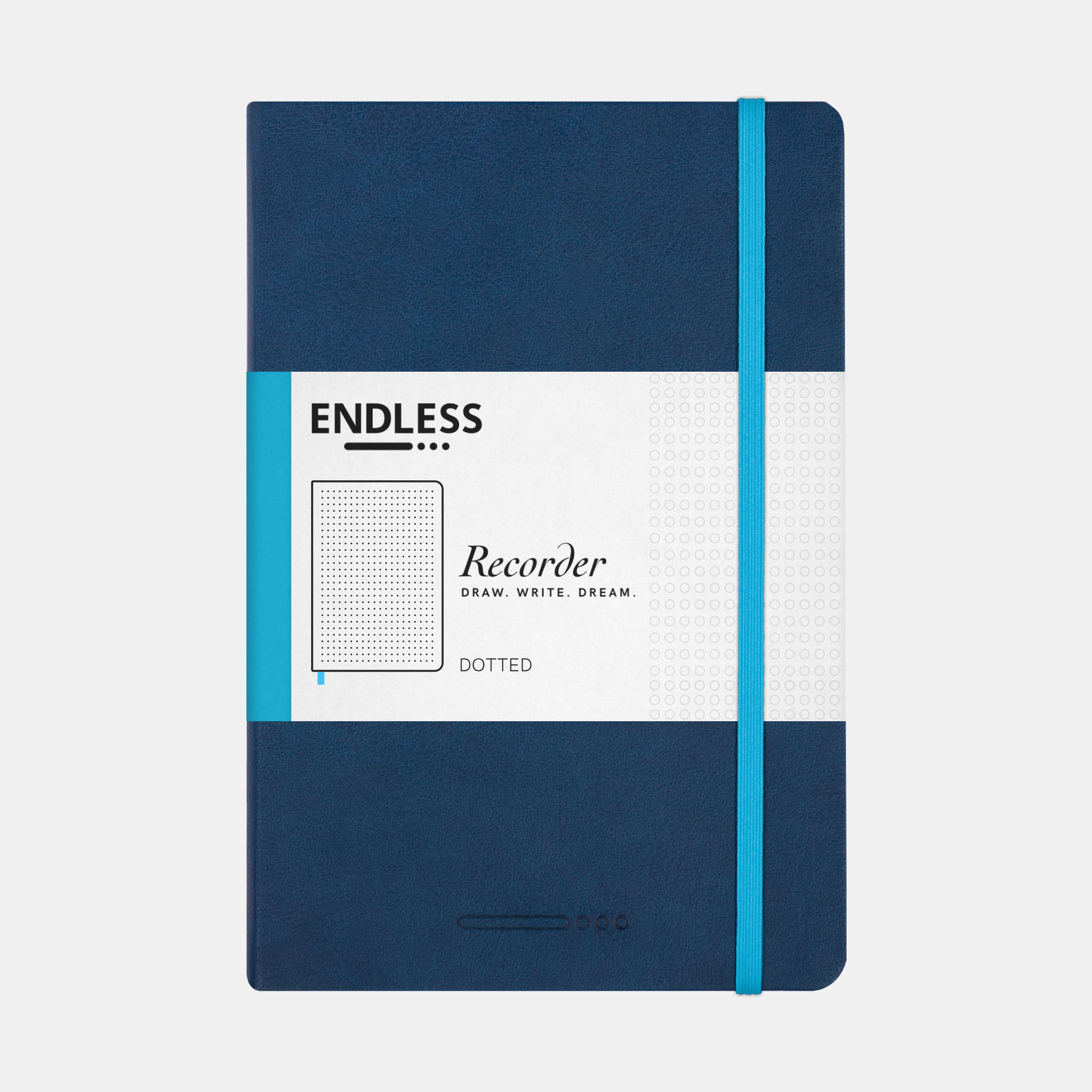 Endless Recorder Notebook