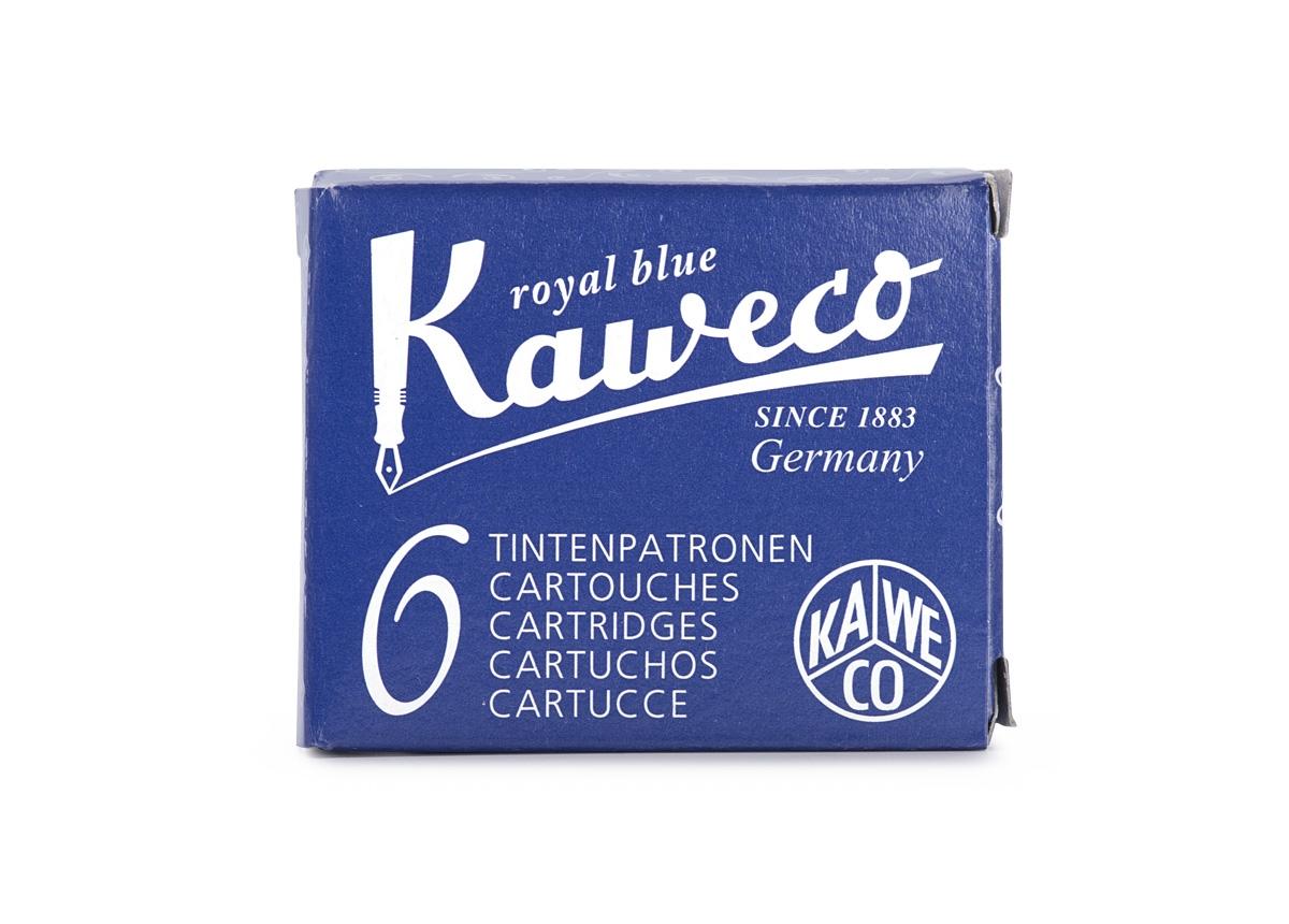 Kaweco Royal Blue Cartridges