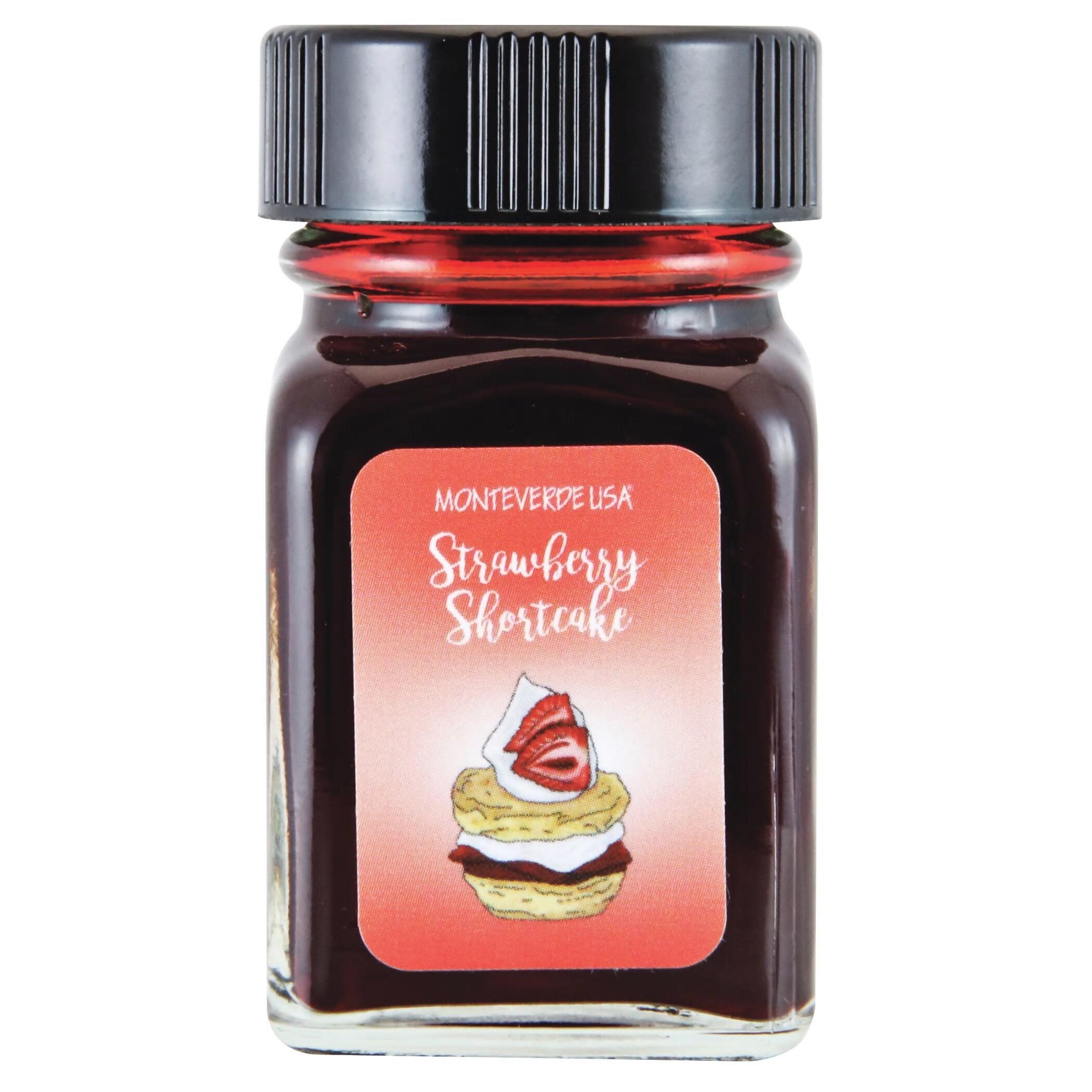 Monteverde Sweet LIfe - Strawberry Shortcake 30ml