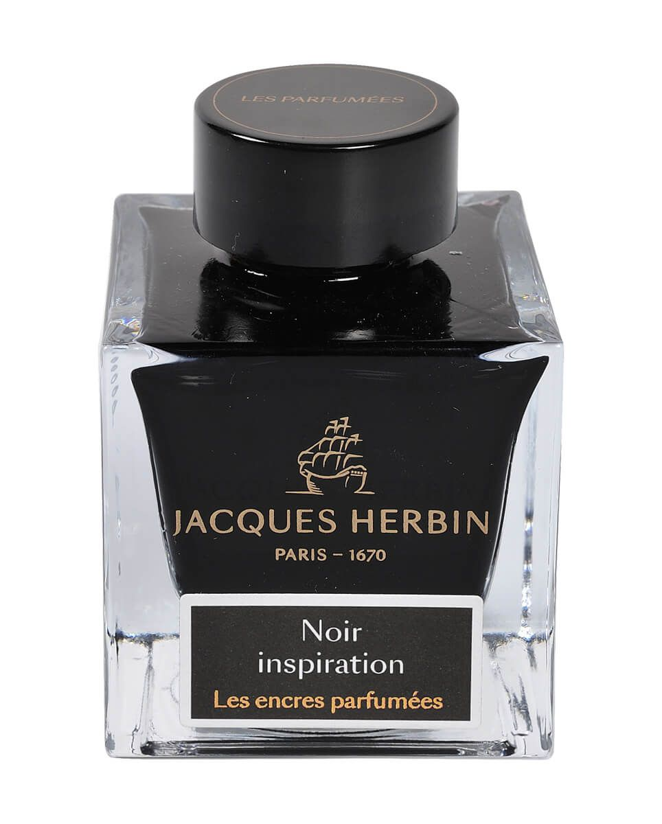 Jacques Herbin  - Noir Inspiration Scented 50ml