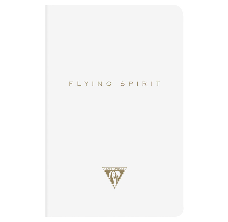 Clairefontaine Flying Spirit A5 - White
