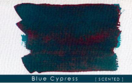 Blackstone Blue Cypress Ink Sample 2ml