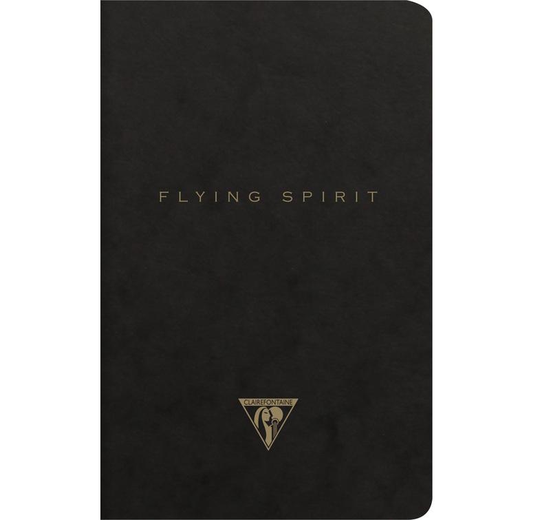 Clairefontaine Flying Spirit 9x14cm Black