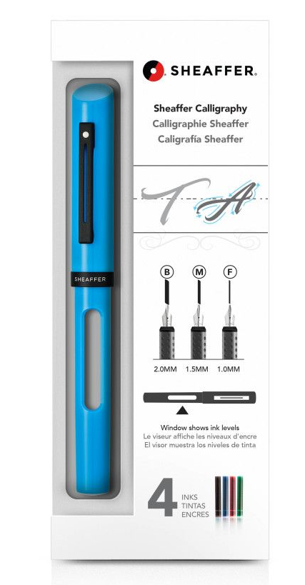Sheaffer Calligraphy Mini Kit - Blue