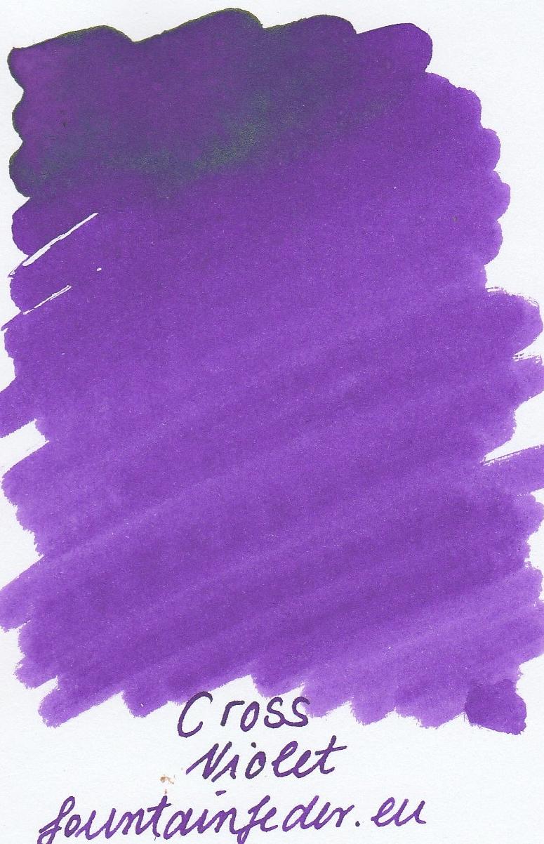 Cross Violet Ink Sample 2ml