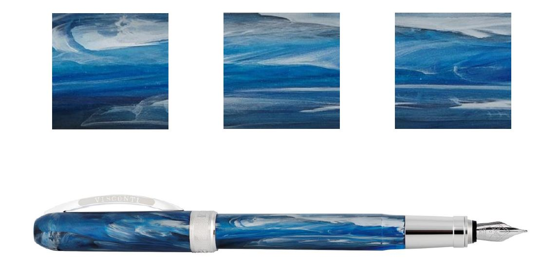 Visconti Rembrandt - Blue Fog