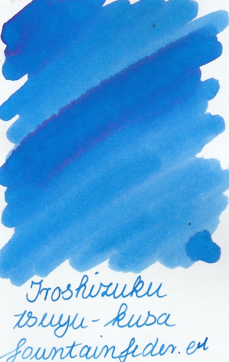 Pilot Iroshizuku Tsuyu-Kusa 2ml Ink Sample