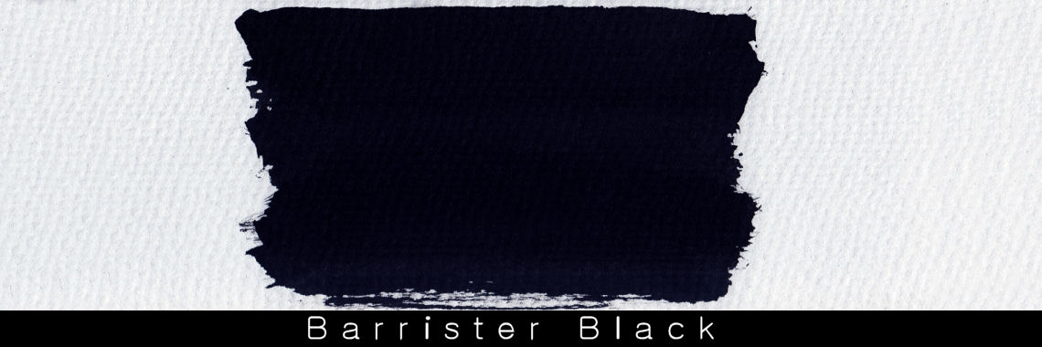 Blackstone Barrister Black Ink Sample 2ml