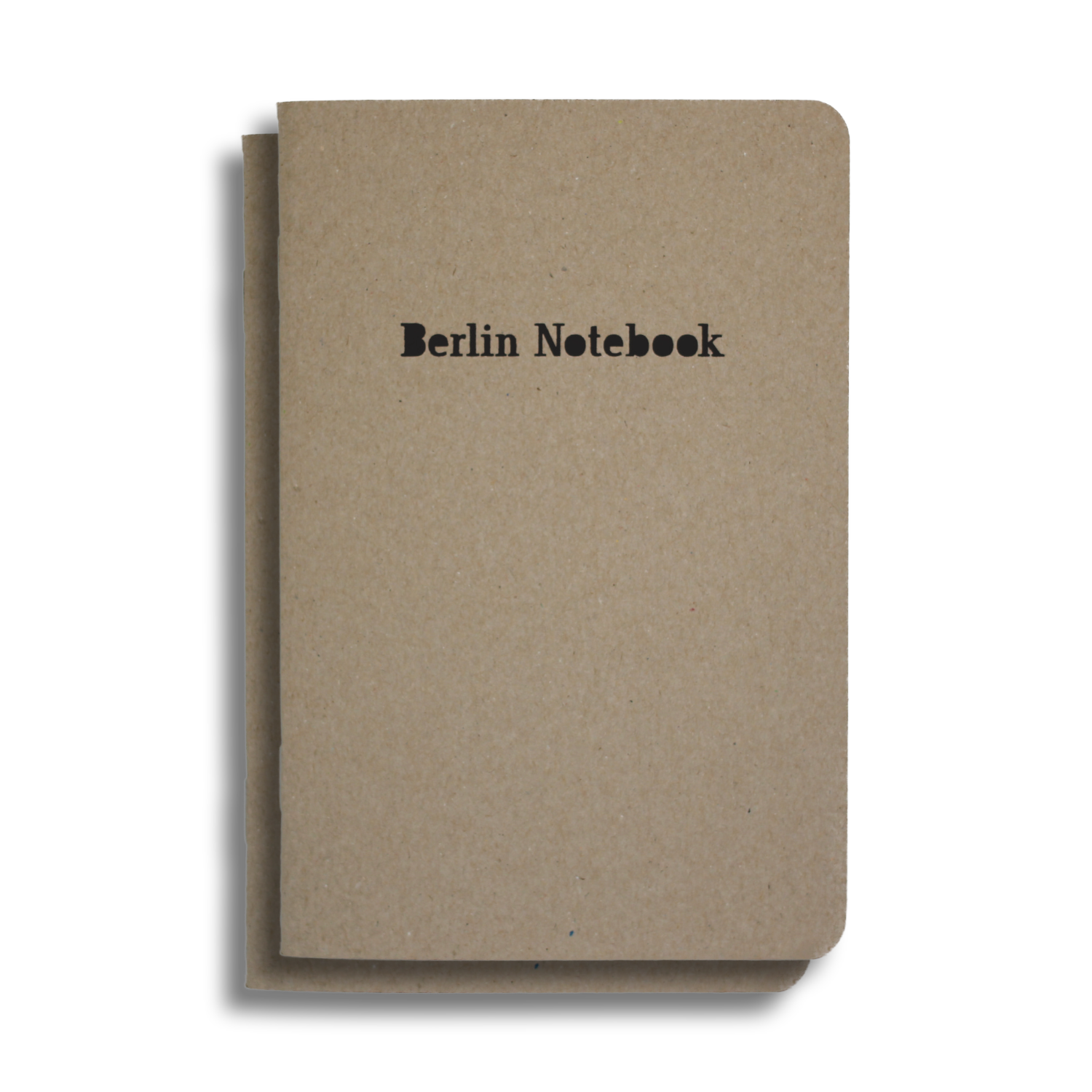 Berlin Notebook  (2 per pack)