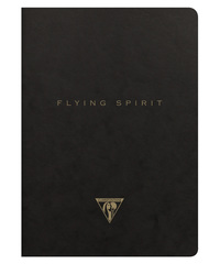 Clairefontaine Flying Spirit A5 - Black