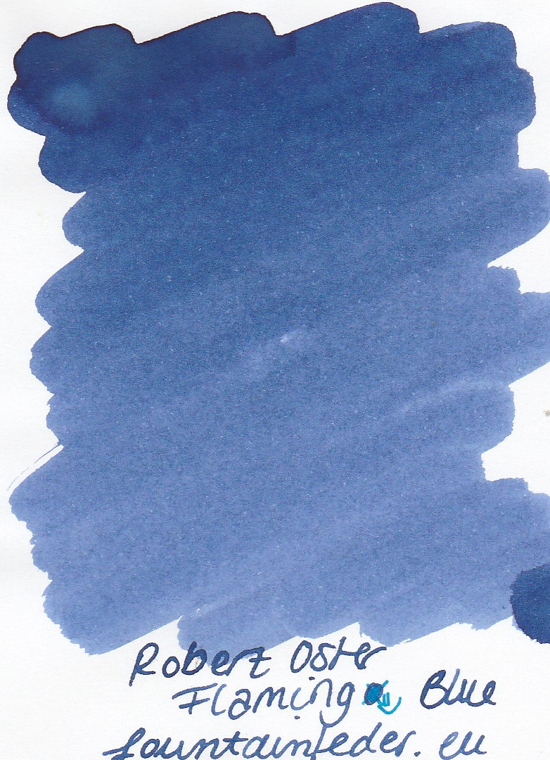 Robert Oster - Flaming Blue 50ml