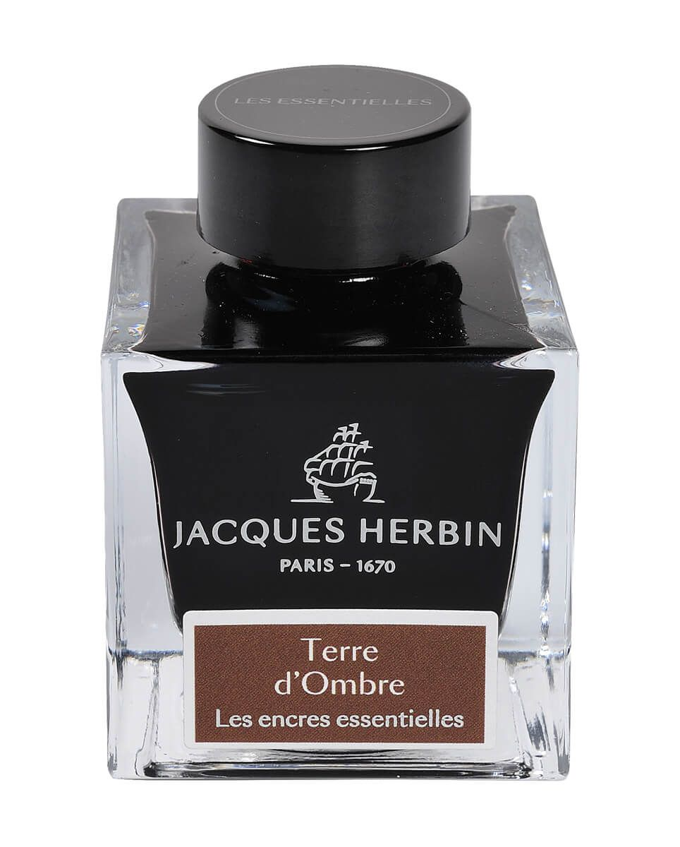Jacques Herbin  - Terre d'Ombre 50ml