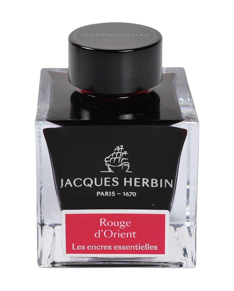 Jacques Herbin  - Rouge d'Orient 50ml