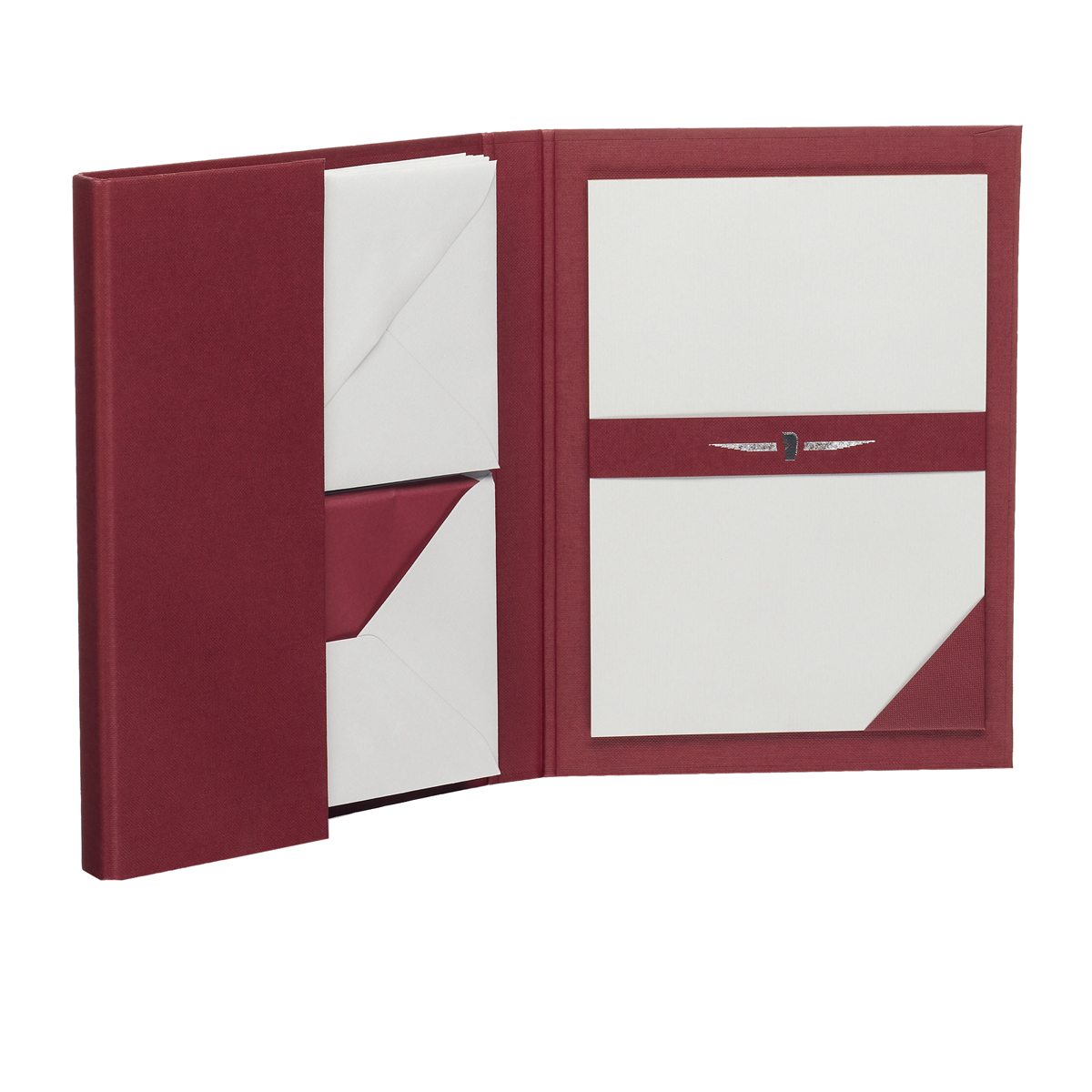 Paper Royal by Rössler Stationery Set A5 Ice Grey