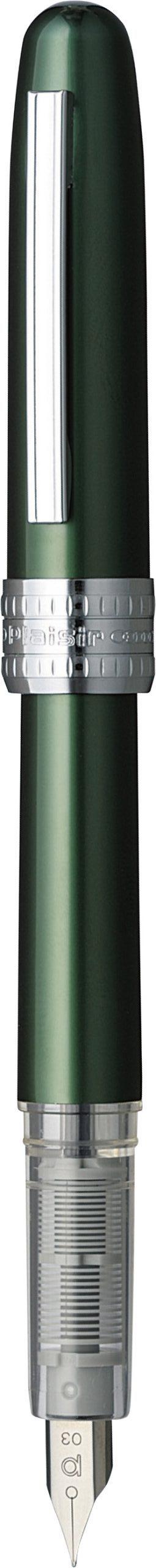 Platinum Plaisir Green
