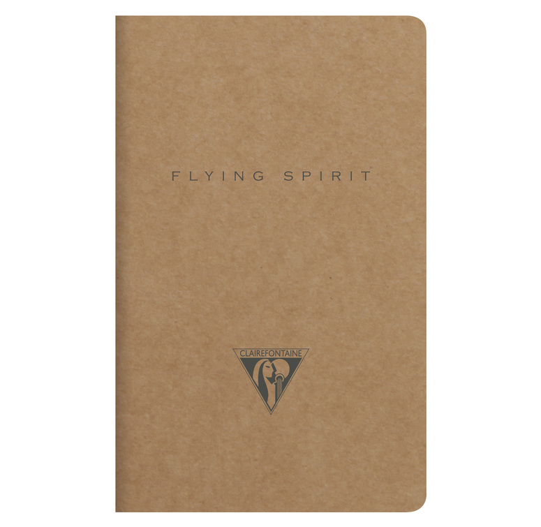 Clairefontaine Flying Spirit A5 - Brown