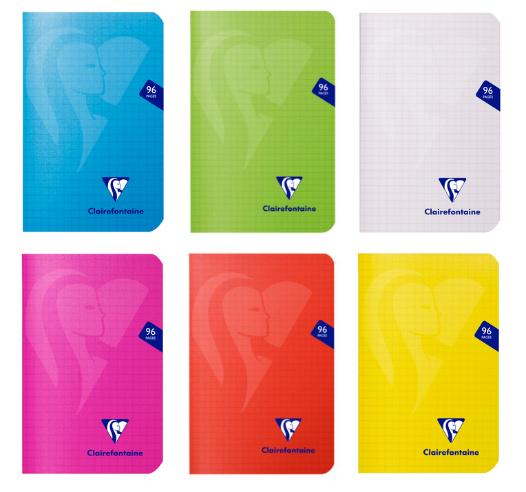 Clairefontaine Mimesys Notebook