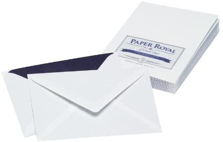 Paper Royal Briefumschlagset C6 - 20 Stück