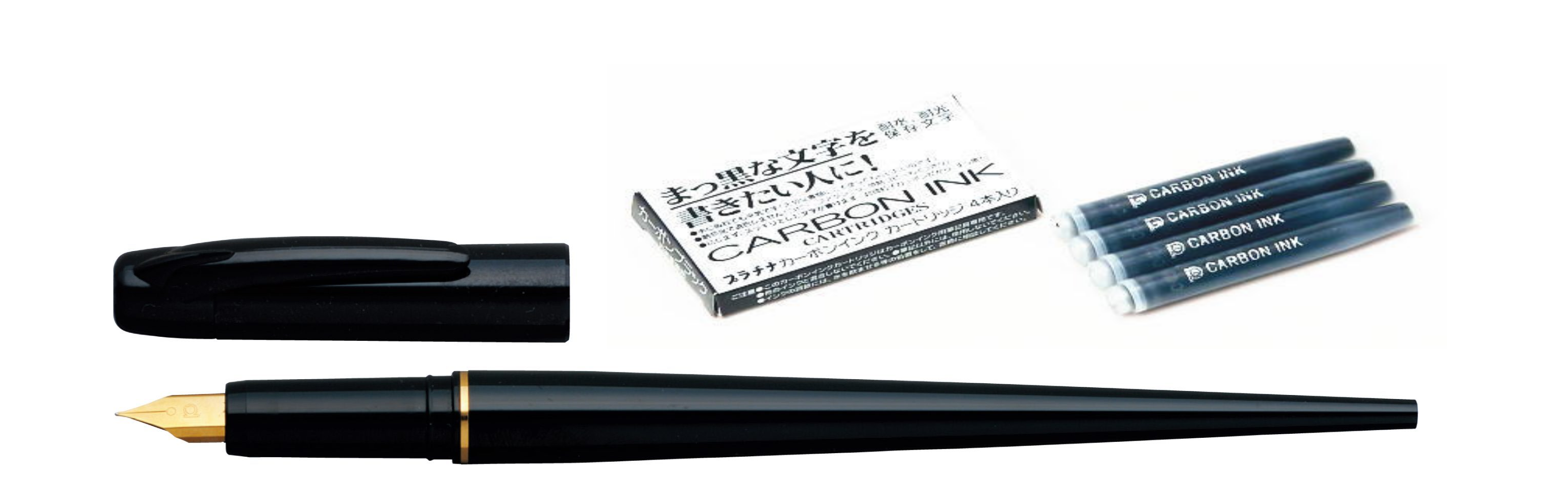 Platinum Desk Pen Set