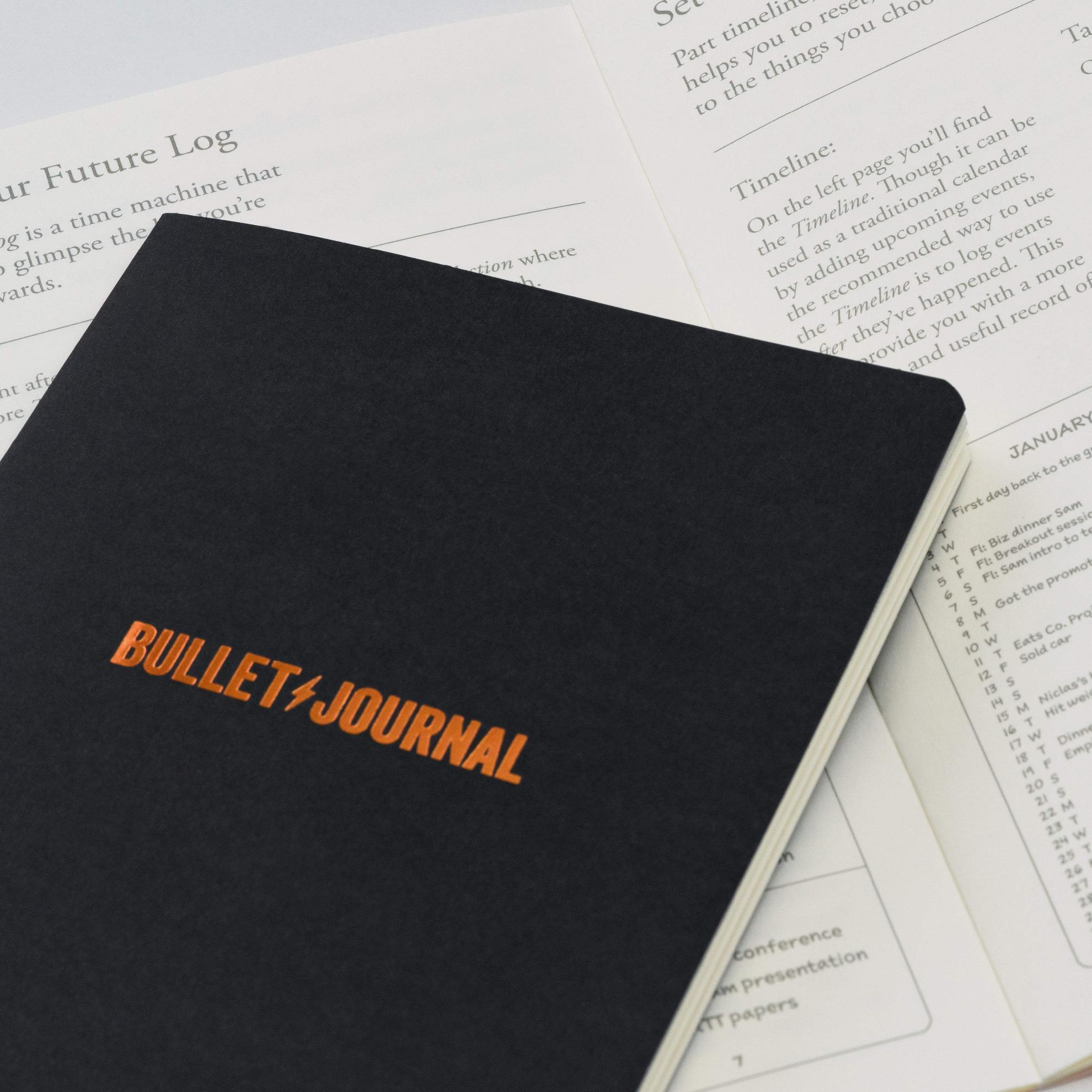 Leuchtturm1917 Bullet Journal Edition 2