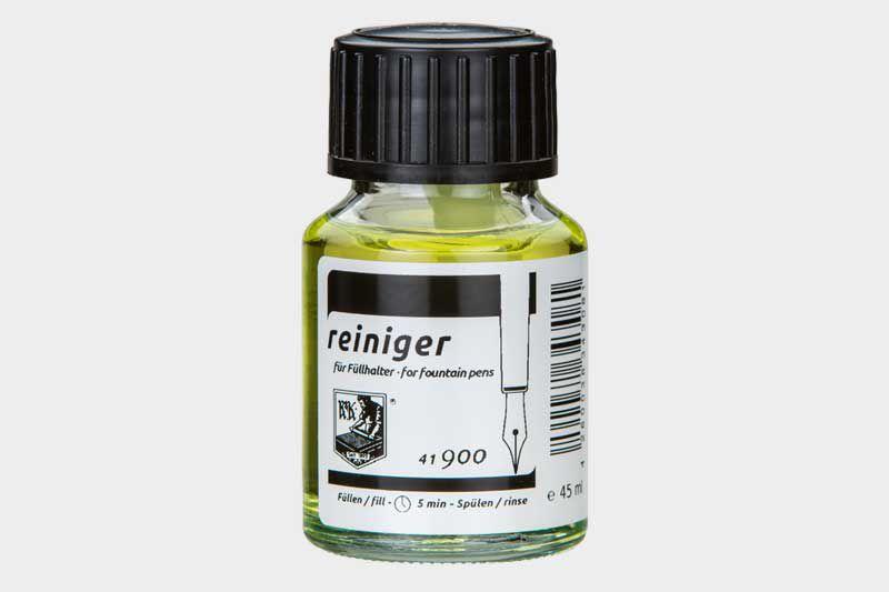 Rohrer & Klingner Reiniger für Füllfederhalter 45ml