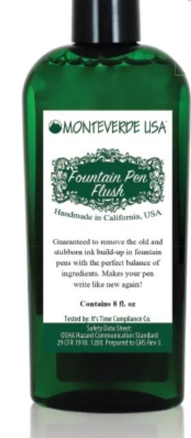 Monteverde Fountain pen flush 8 oz