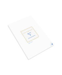Clairefontaine Triomphe A4 Writing Pad Blanco