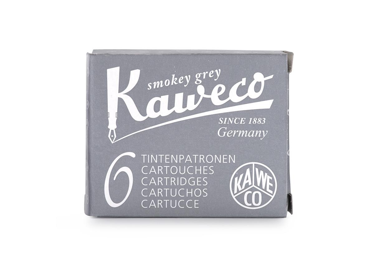 Kaweco Smokey Grey Cartridges