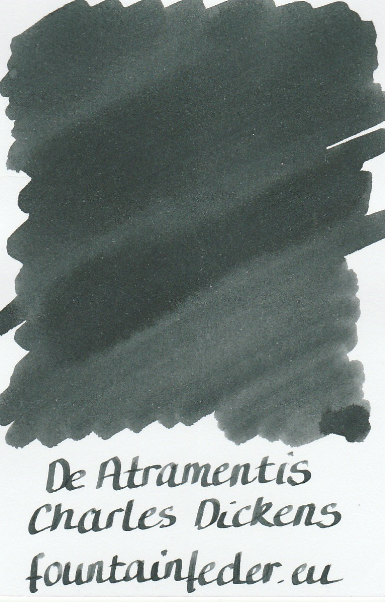 DeAtramentis Charles Dickens Ink Sample 2ml