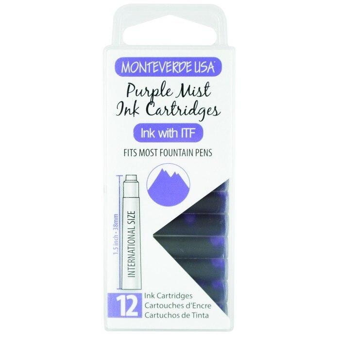Monteverde 12 PC Ink Cartridges