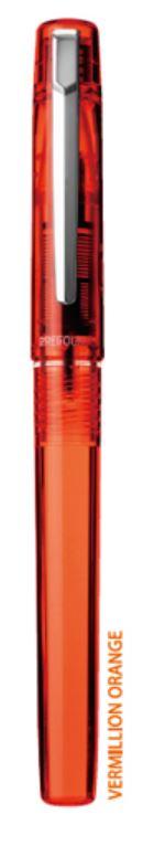 Platinum Prefounte Vermillion Orange