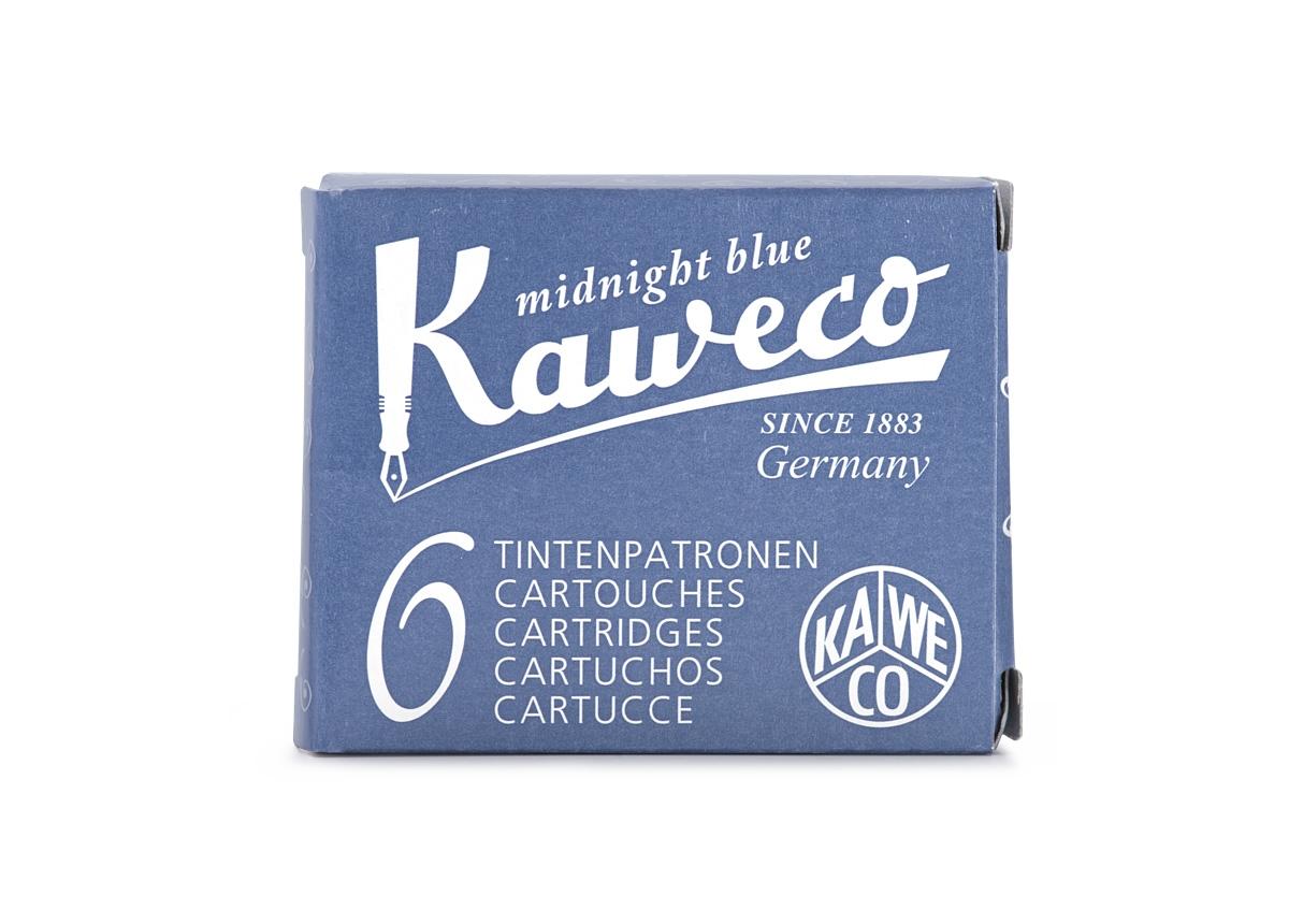 Kaweco Midnight blue Cartridges
